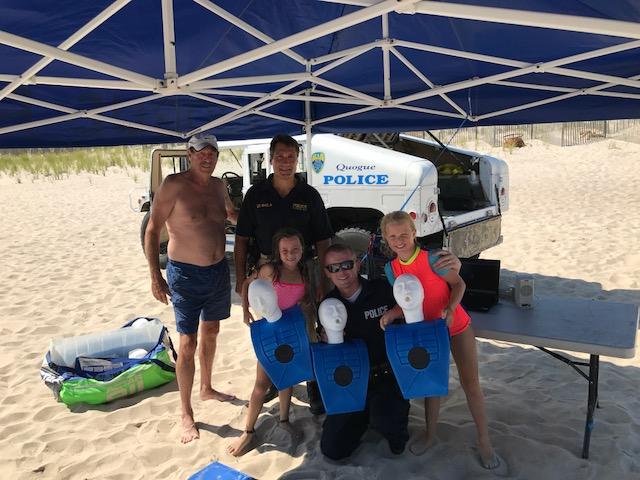 CPR at QBC