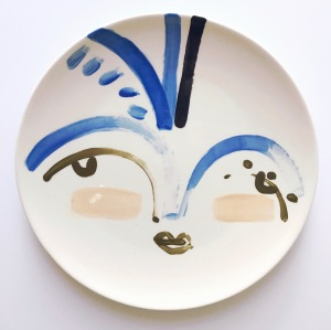 Large Plate 1 10.5x10.5
