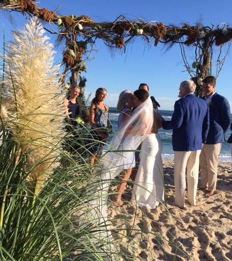 McGrath wedding