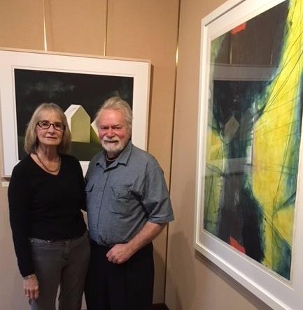 Carolyn Conrad and Dan Welden