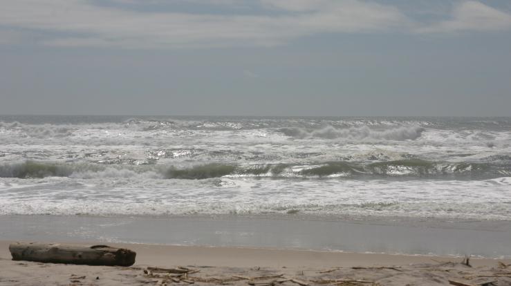 April surf