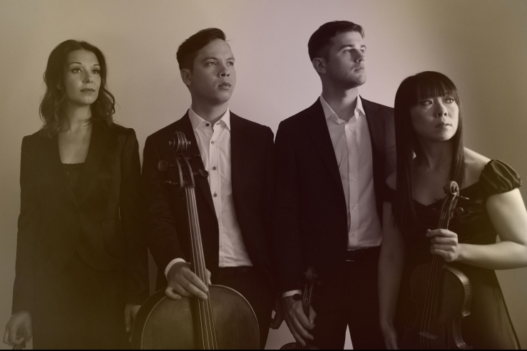 Attacca Quartet by Shervin Lainez 06