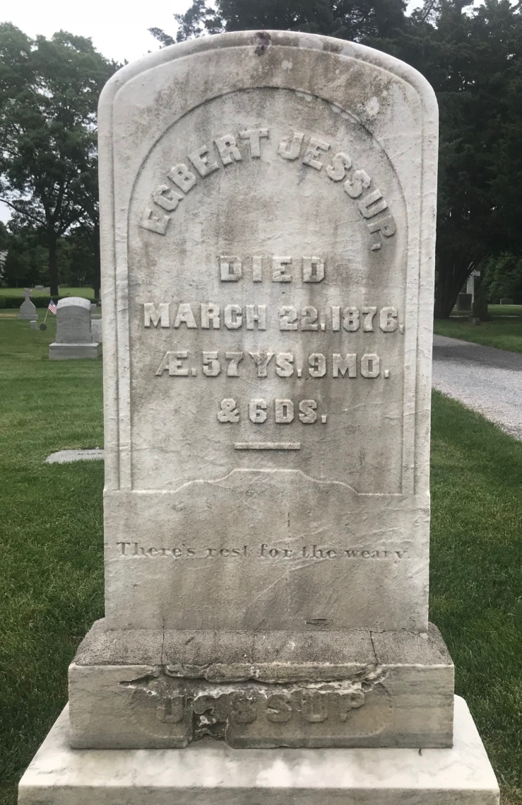 Cemetery Jessup