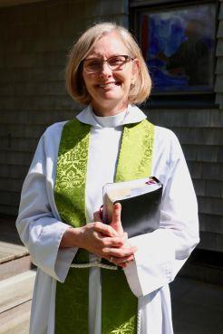 Rev Amy Slater