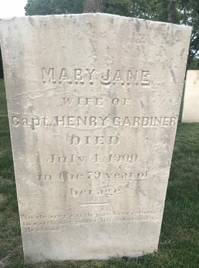 Headstone Gardiner