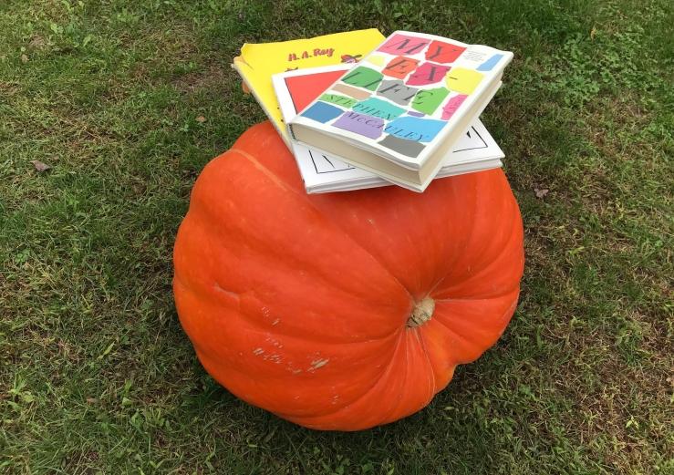 library pumpkin