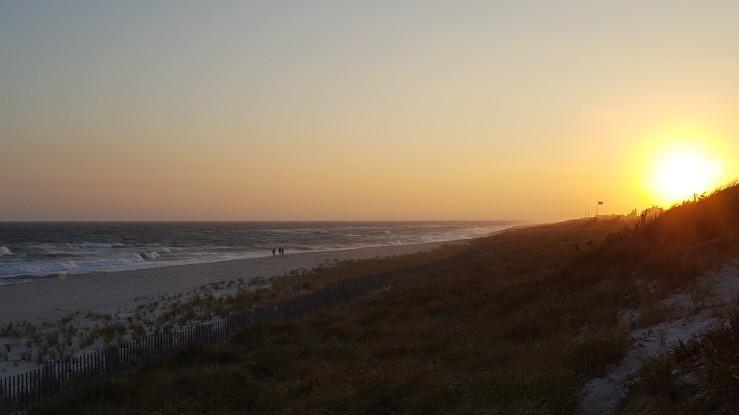 Moley Sunset