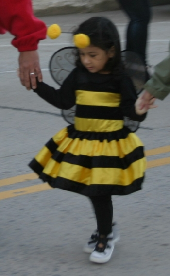 Ghost Parade Bee