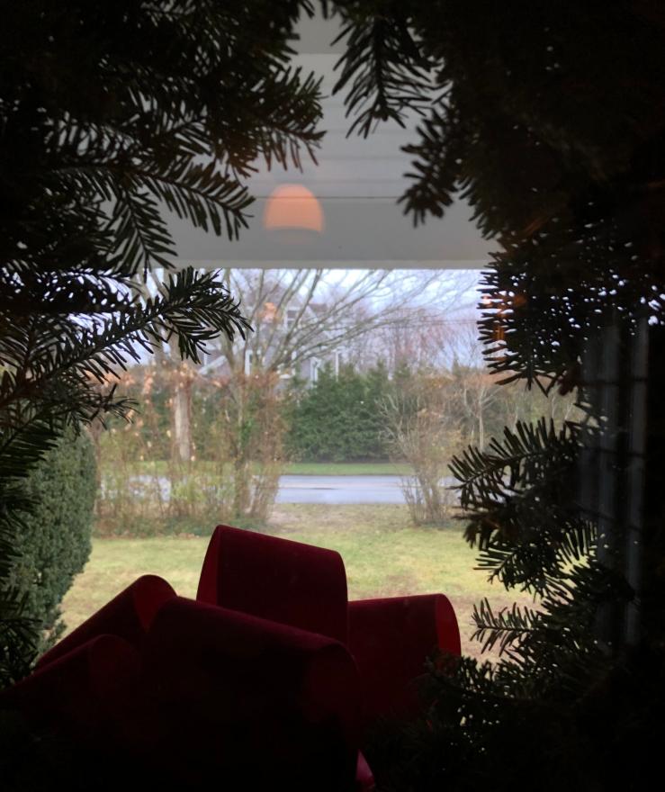Wreath view GR