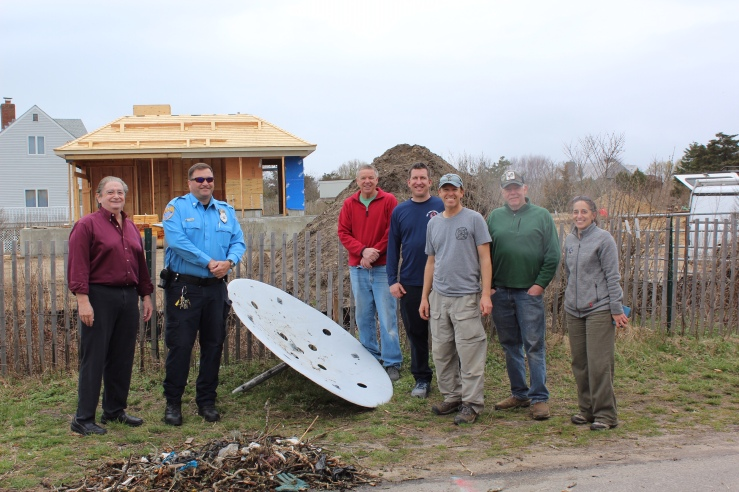 Osprey volunteer crew