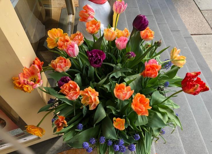 Bakery flowers PP
