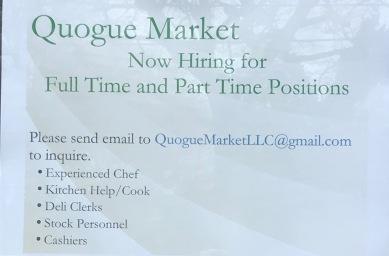 QM now hiring