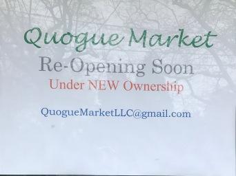 QM SIGN open
