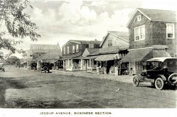 Jessup Avenue