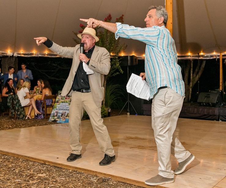 QWR Jim Cramer & Bill Ritter Live Auctioning