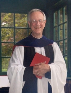 Rev Richard McCall