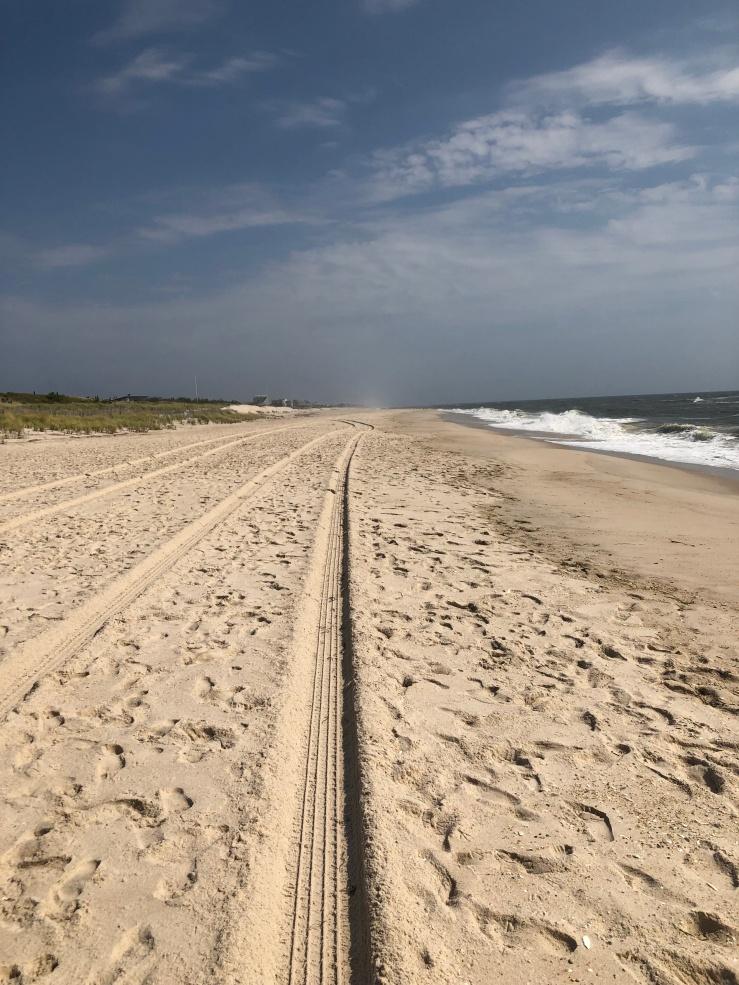beach track GR