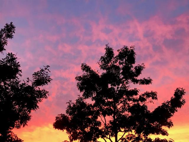 September Sunset ab