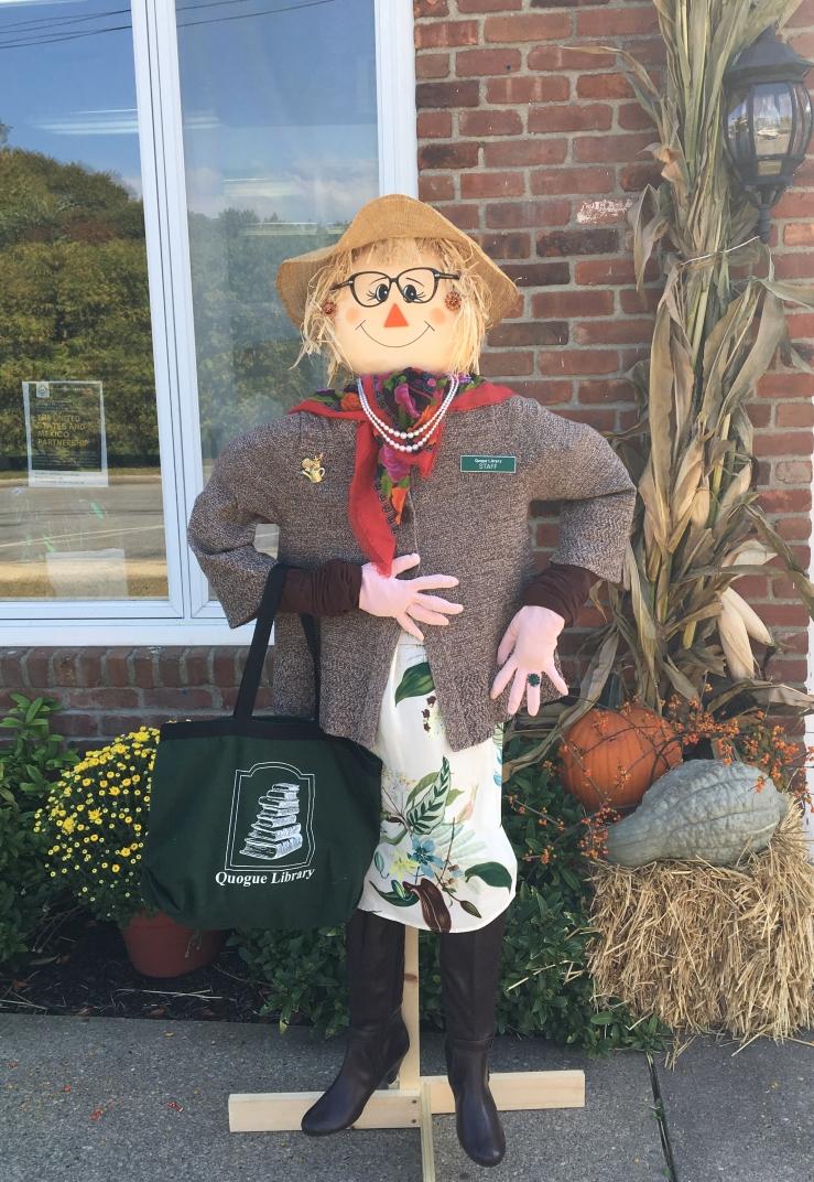 Scarecrow at QL