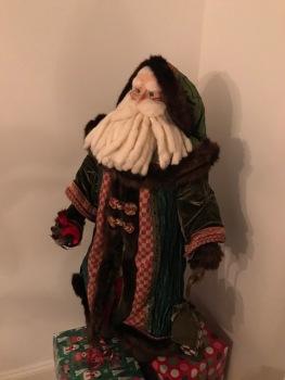 Moley Santa