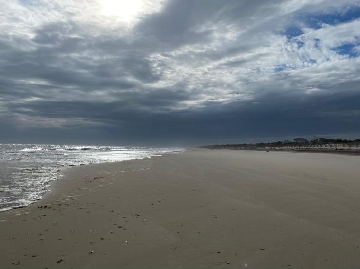 wide beach AB