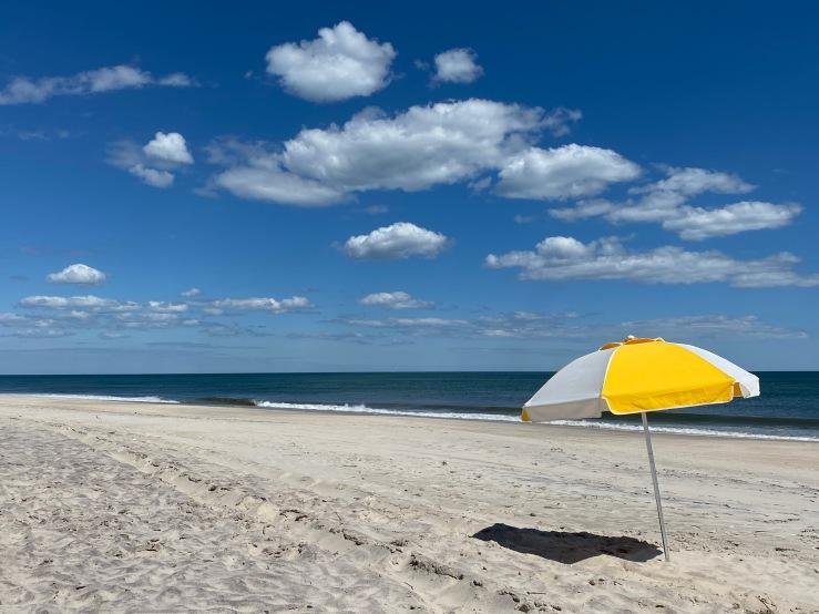 Beach beckons AB