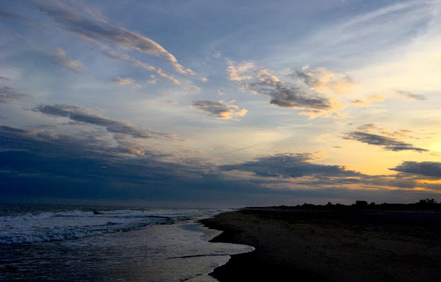 Quantuck Sunset CC