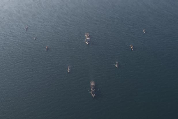 International Maritime Exercise 2019
