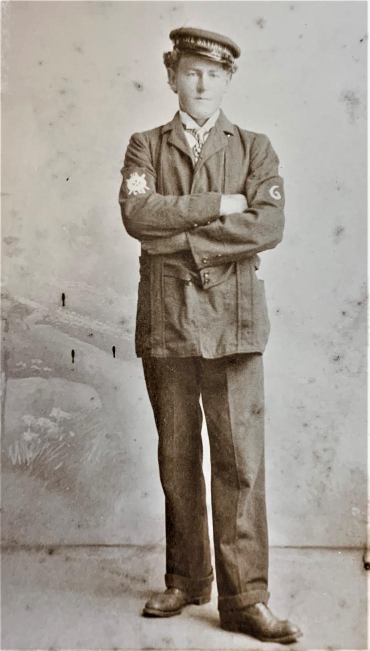 William F. Halsey Jr QHS