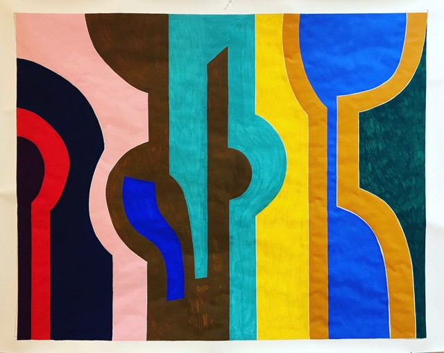 compositions in all colors P Udell