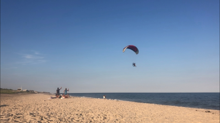 parachute aviator 2 ABaris