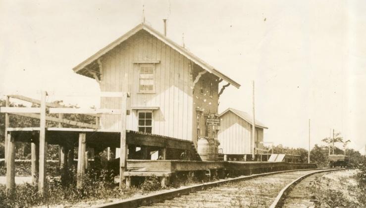 Q railroad c1876